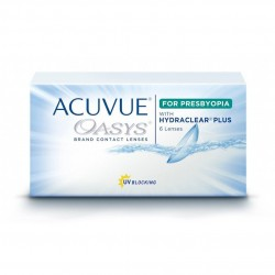 Oasys for Presbyopia 6 lenti